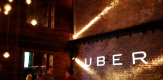 Uber launch party