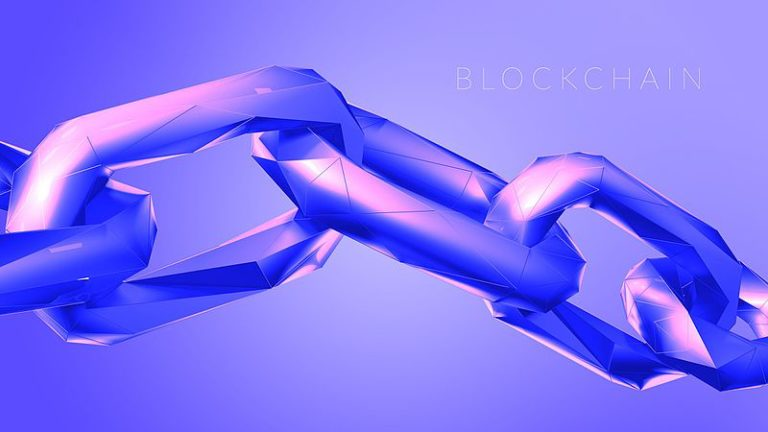 How could blockchain technology disrupt the music industry?