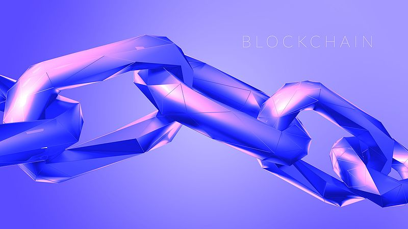 How could blockchain technology disrupt the music industry
