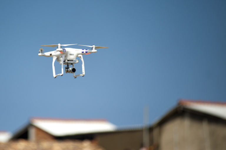 Drone broadcasting: which regulations apply and when?